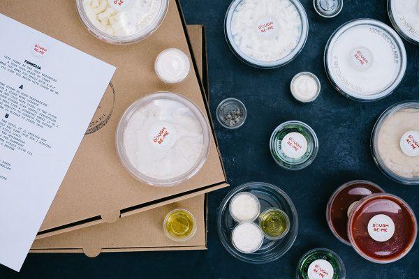 Dough-Re-Me Famiglia pizza kits