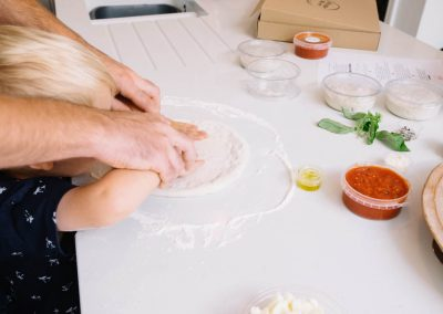 Dough-Re-Me Neapolitan pizza kits