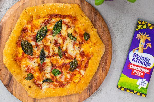 Cheestrings Pizza 'N' Things Due